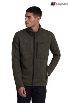 Berghaus Green Vallen Interactive Fleece Jacket