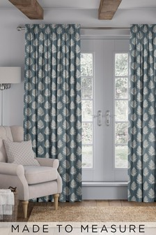Stellard Teal Green Made To Measure Curtains