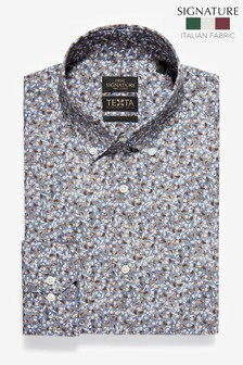 Italian Fabric Texta Signature Shirt