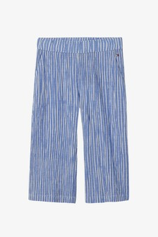 Tommy Hilfiger Girls Striped Co-ord Culottes