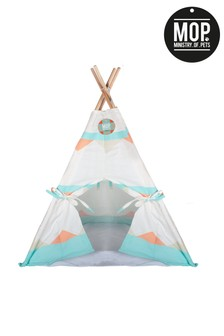 Ministry Of Pets Tribal Teepee Cat Bed