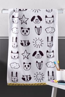 Kids Character Towel