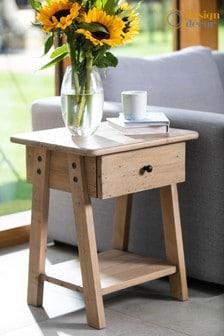 Valetta Lamp Table by Design Decor