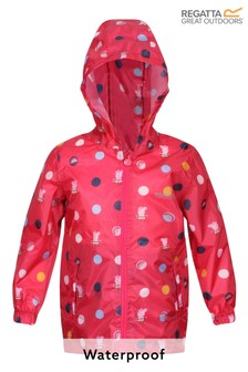 Regatta Peppa Pig™ Waterproof Pack-It Jacket