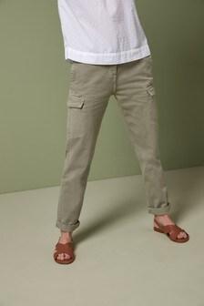 Utility Boyfriend Jeans