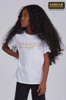 Barbour® International Girls Drifting T-Shirt