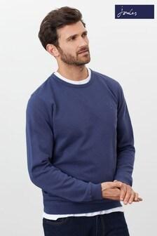 Joules Blue Quay Crew Neck Sweatshirt