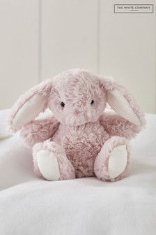 The White Company Pink Small Binky Bunny