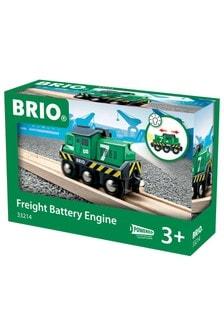 BRIO World Freight Battery Engine