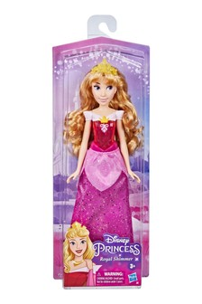 Disney™ Princess Royal Shimmer Aurora Fashion Doll With Skirt and Accessories