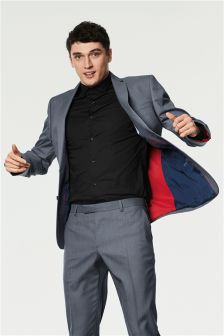 Machine Washable Performance Suit: Jacket