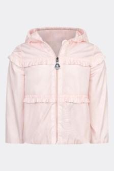 Baby Girls Pink Hiti Jacket