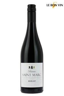 Saint Marc Reserve Merlot 75cl by Le Bon Vin