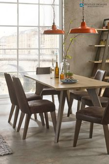 Cadell 6 Seater Dining Table by Bentley Designs