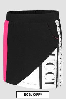 Emilio Pucci Black Skirt