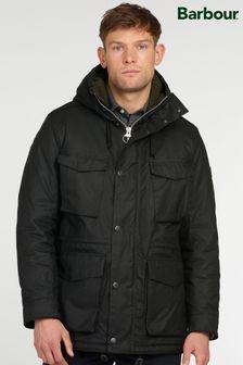 Barbour® Nautic Hooded Wax Jacket