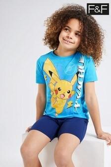 F&F Pikachu Pyjamas