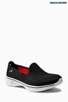 Skechers® Black GO Walk 4 Propel