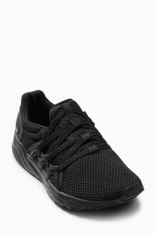 Black Ghillie Trainers (Older)
