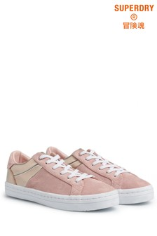Superdry Skater Sleek Trainers