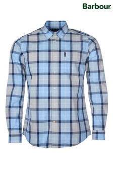 Barbour® Blue Burnside Shirt