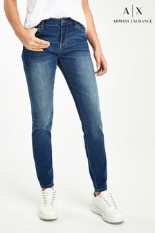 Armani Exchange Blue Jeans