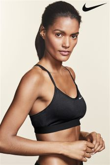 Nike Black Favourites Sports Bra