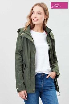 Joules Green Swindale Showerproof Jacket