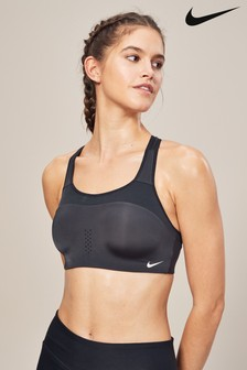 Nike Alpha Black High Support Sports Bra