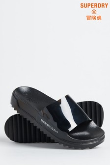 Superdry The Edit Chunky Tread Sliders