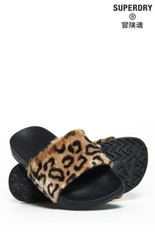 Superdry Scandi Pool Sliders