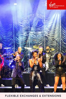 The Motown Live Show For Two Gift Experience by Virgin Experience Days