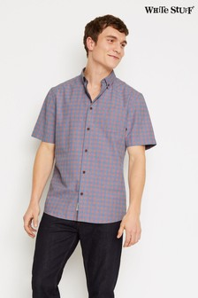 White Stuff Pink Grindle Gingham Check Shirt