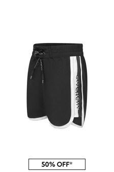 Givenchy Kids Baby Boys Black Swim Shorts
