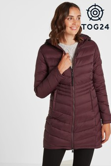 Tog 24 Womens Red Bramley Down Fill Jacket