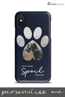 Personalised Pets Photo Phone Case by Loveabode