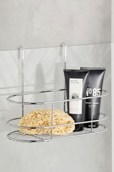 Over Shower Chrome Basket