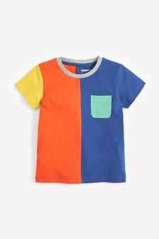 Colourblock T-Shirt (3mths-7yrs)