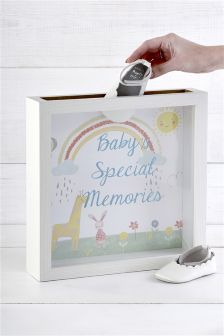 Born In 2018 Baby's Special Memories Keepsake Frame