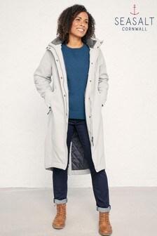 Seasalt Grey Janelle Coat