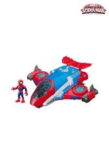 Marvel® Super Hero Adventures Spider-Man™ Jetquarters