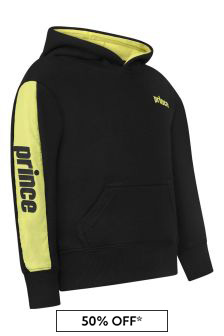 Kids Black Stance Hoody