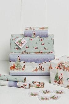 Christmas Wrap Trio