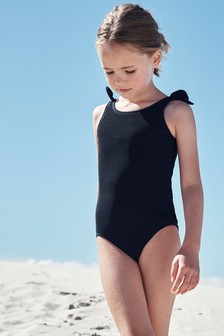 Textured Swimsuit (3-16yrs)