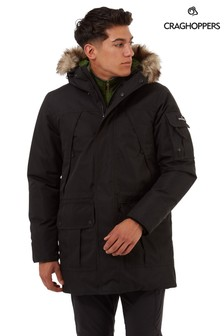 Craghoppers Black Bishorn Jacket