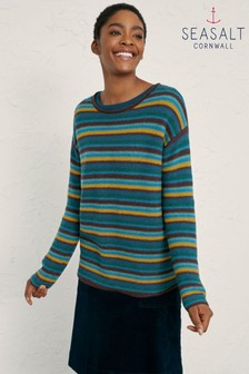 Seasalt Brown Fruity Jumper II