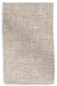 Bouclé Weave Dark Natural Upholstery Fabric Sample