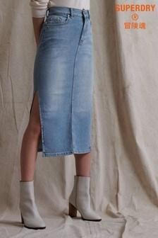 Superdry Denim Skirt