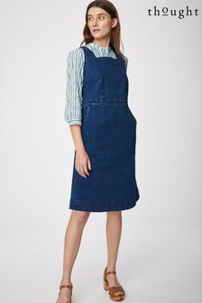 Thought Blue Rosa Dress