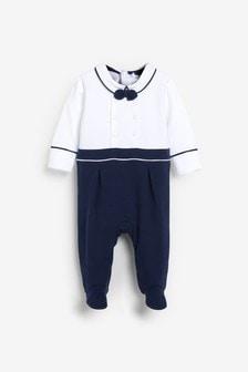 Smart Sailor Sleepsuit (0mths-2yrs)